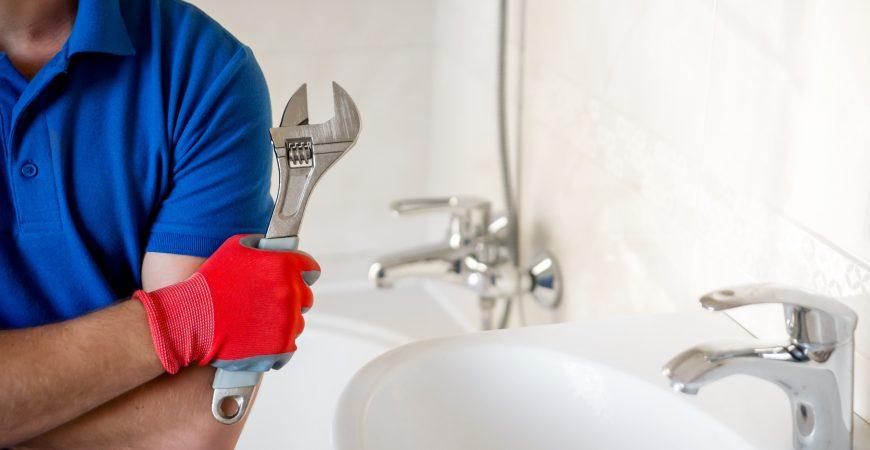 Services de raccordement de plomberie